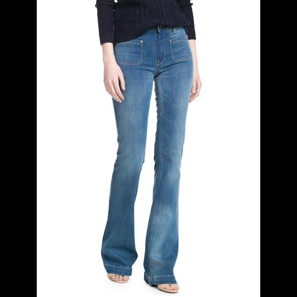 4063e47b91 Mango Flare Jeans